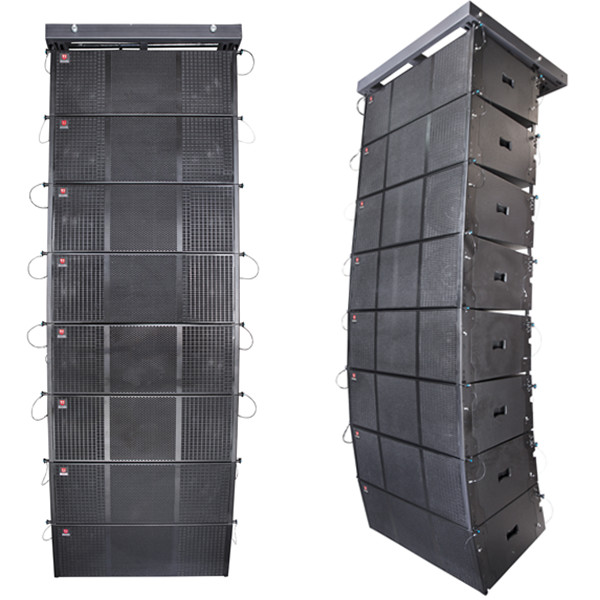 Outdoor Sound Reinforcement Sound Equipment Pro Line Array