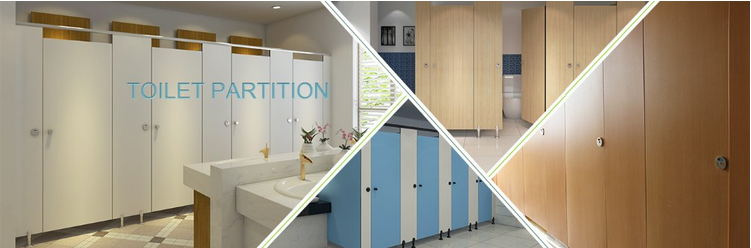 waterproof compact laminate toilet cubicle system manufacturers