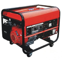 85KVA Gasoline generator whith electric start and single phase