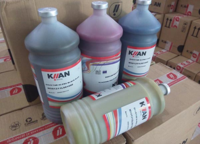 Premium Italy formula Kiian Digistar HiPro sublimation ink for DX57