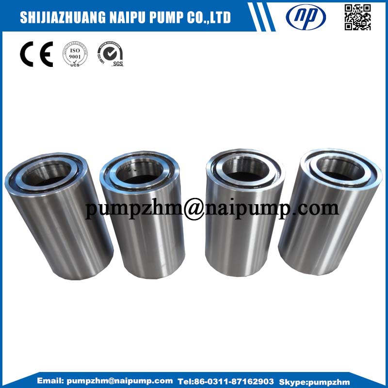 OEM ordersOEM slurry pumpsOEM sleeves and shafts