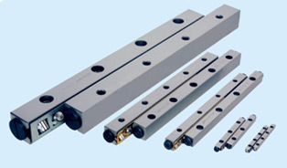 cross roller guide guideway slide bearing V1 V2 V3 V4 V6 V9 V12 V15 V18