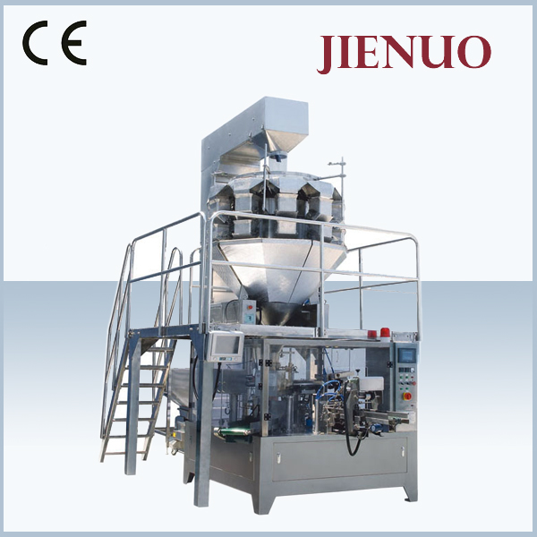 Automatic Rotary Packing Machine for Premade Pouch