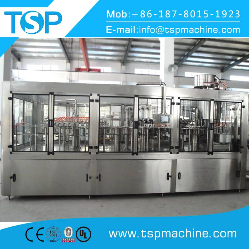Economical and Practical Auomatic PureMineral PET Bottle Water Production line