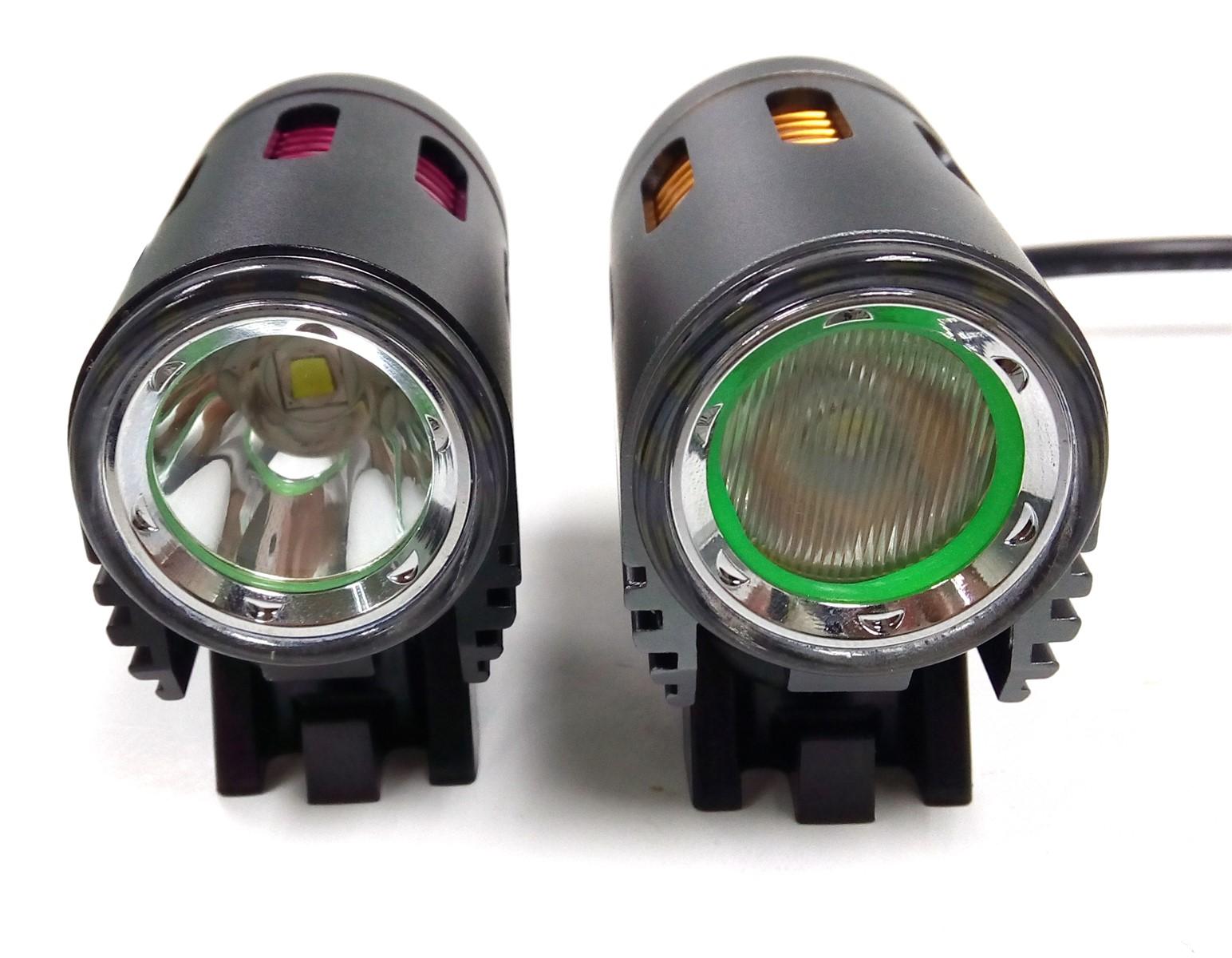 Unique Design Aluminum Alloy High Bright XML2 Led Bike Light Bicycle Light