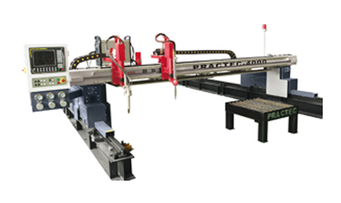 TopTech gantry CNC cutting machine