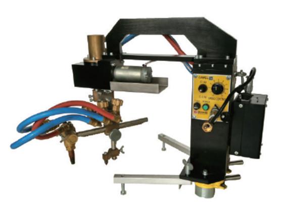 TopTech SemiAuto flame cutting machine