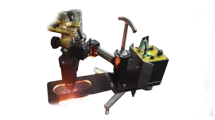 inside profile modeling flame cutting machine easy fix