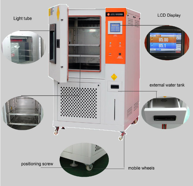 1000L Temperature Test Chamber