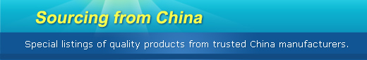 Sourcing from China