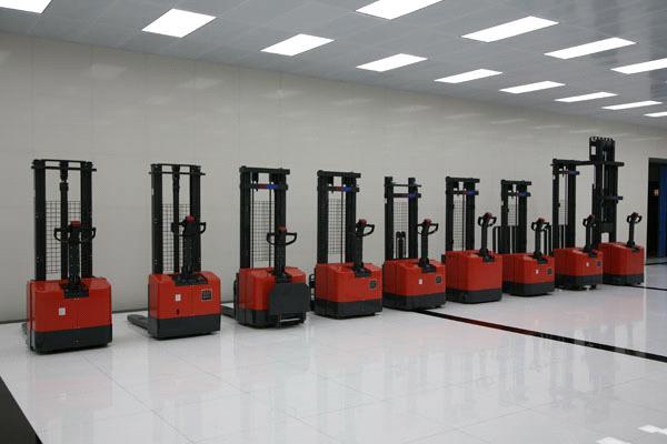 electric stacker, material handling equipment warehouse equipment ...