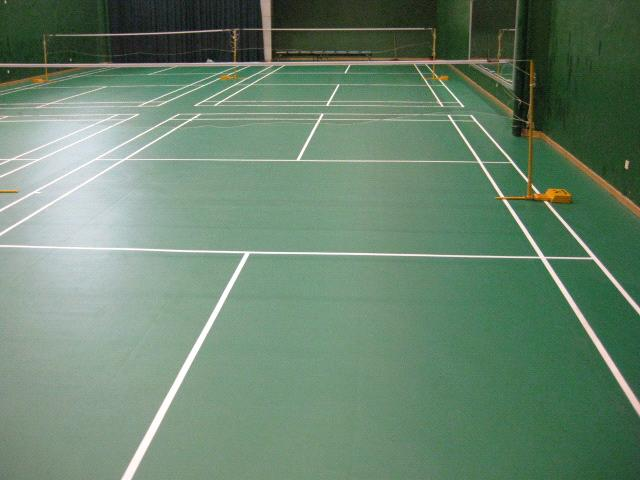 Pvc Sports Flooring For Indoor Court Table Tennis Floor