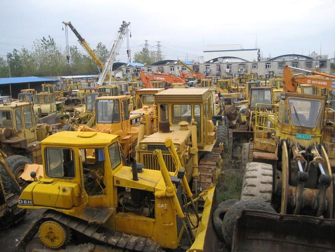 Used Construction Machinery, Used Construction Machinery
