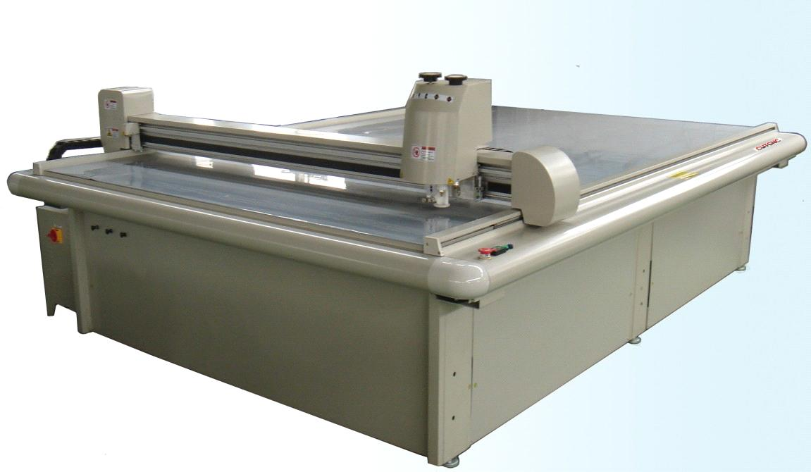 China Cad Cutting Machine Sample Cutting Table