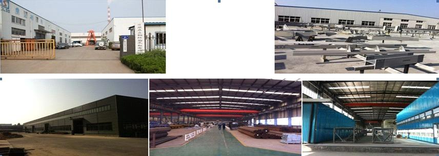 Rizhao Dingli Stell Structure Co., Ltd.