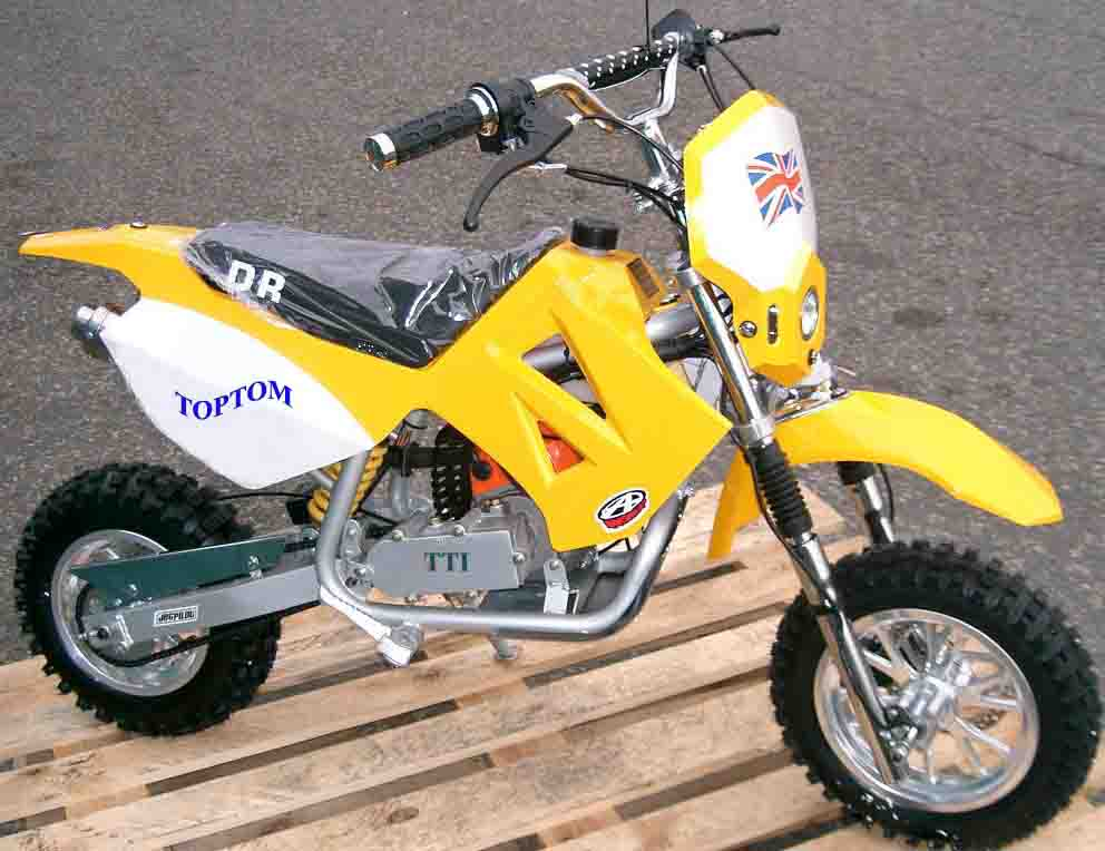 Dirt Bikes Gas Powered DIRT BIKE cc Gas Power Super