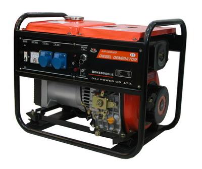 Inverter Generator, Gasoline & Diesel.