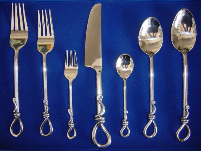Thai cultural cutlery set purchasing souring agent purchasing service platform - Thai silverware ...