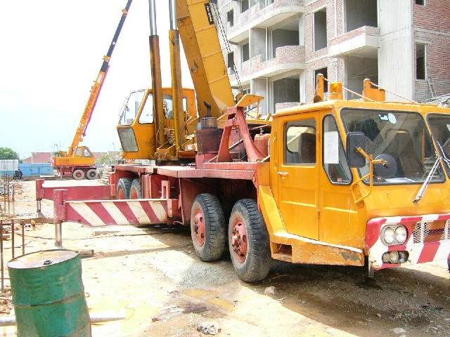 Mobile Crane Rental Malaysia : Ton mobile crane purchasing souring agent ecvv