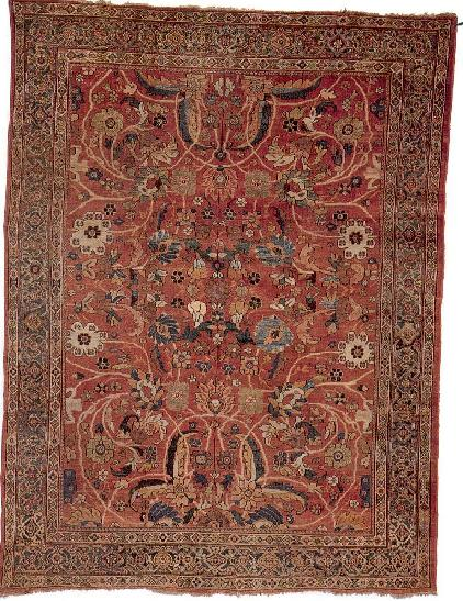 Persian and Oriental Rugs: The Meaning Of Colors
