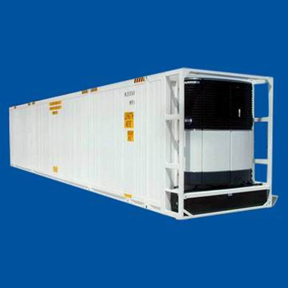 46'' Over-Wide Steel Reefer with Protect Frame