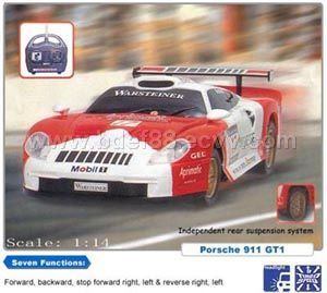 rc cars 1 14 porsche 911 gt1 for sale wd6910 l china. Black Bedroom Furniture Sets. Home Design Ideas