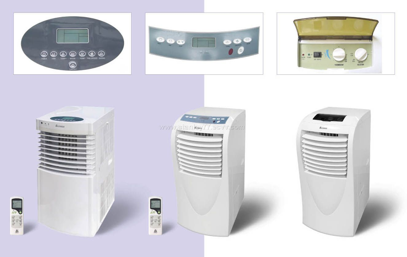 Portable type air conditioner (Portable type) China #8D803E