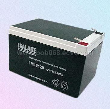 FM12120 12Ah Nominal Capacity Rechargeable Sealed Lead-Acid Battery at a Competitive Price