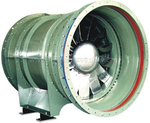 Tunnel Ventilation Fans : Dtf r tunnel ventilation fan tvf with bell mouth and hi