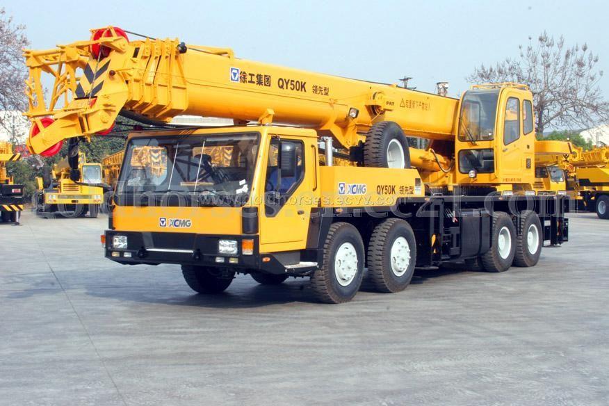 Mobile Crane 50 Ton Dimension : Ton crane truck bing images