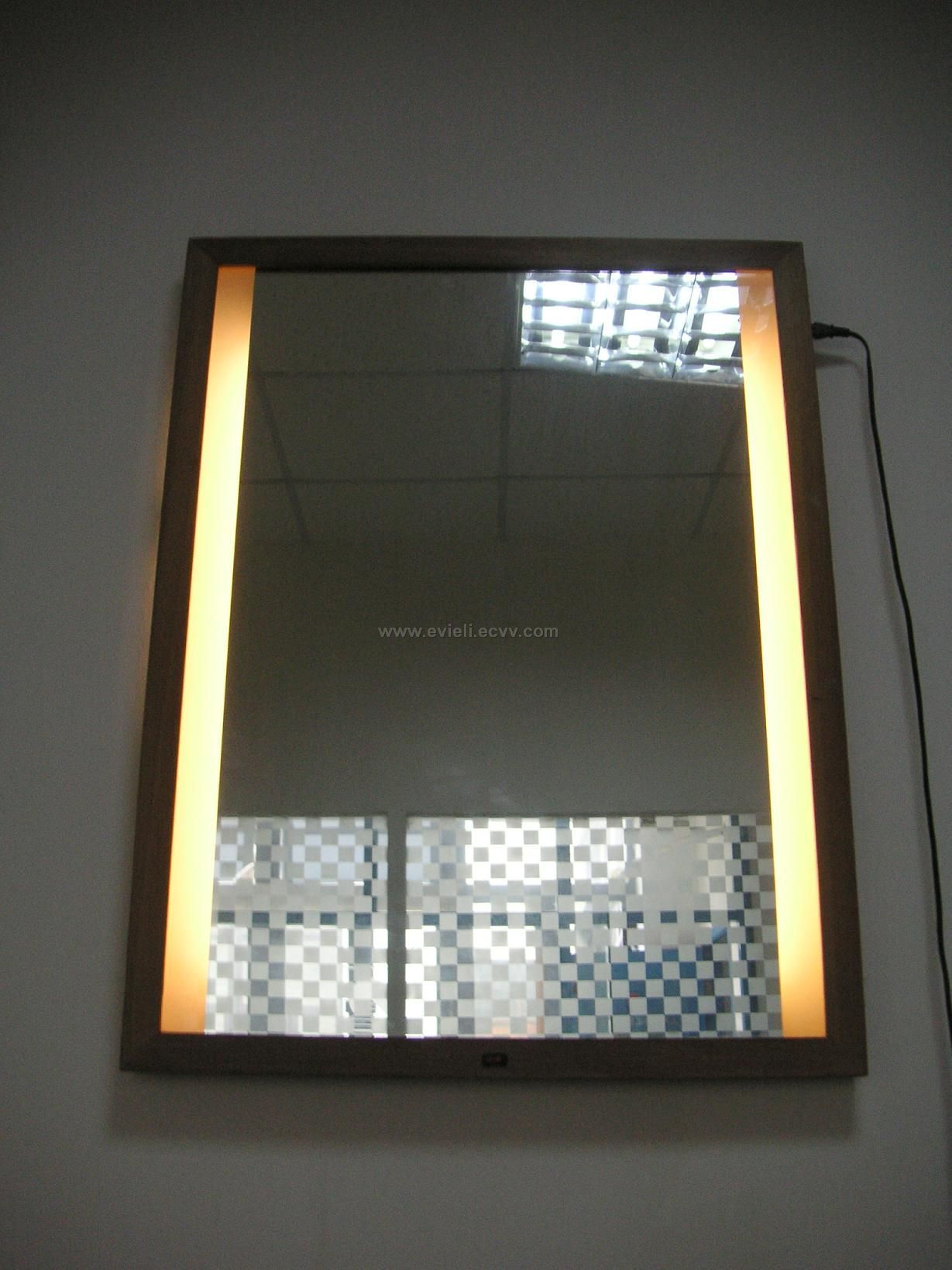 Mirror Demister Demisting Pad Electric Mirror Defogger