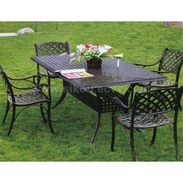 Garden Furniture Outdoor Furniture Metal Furniture Cast Aluminum Furniture Leisure Furniture