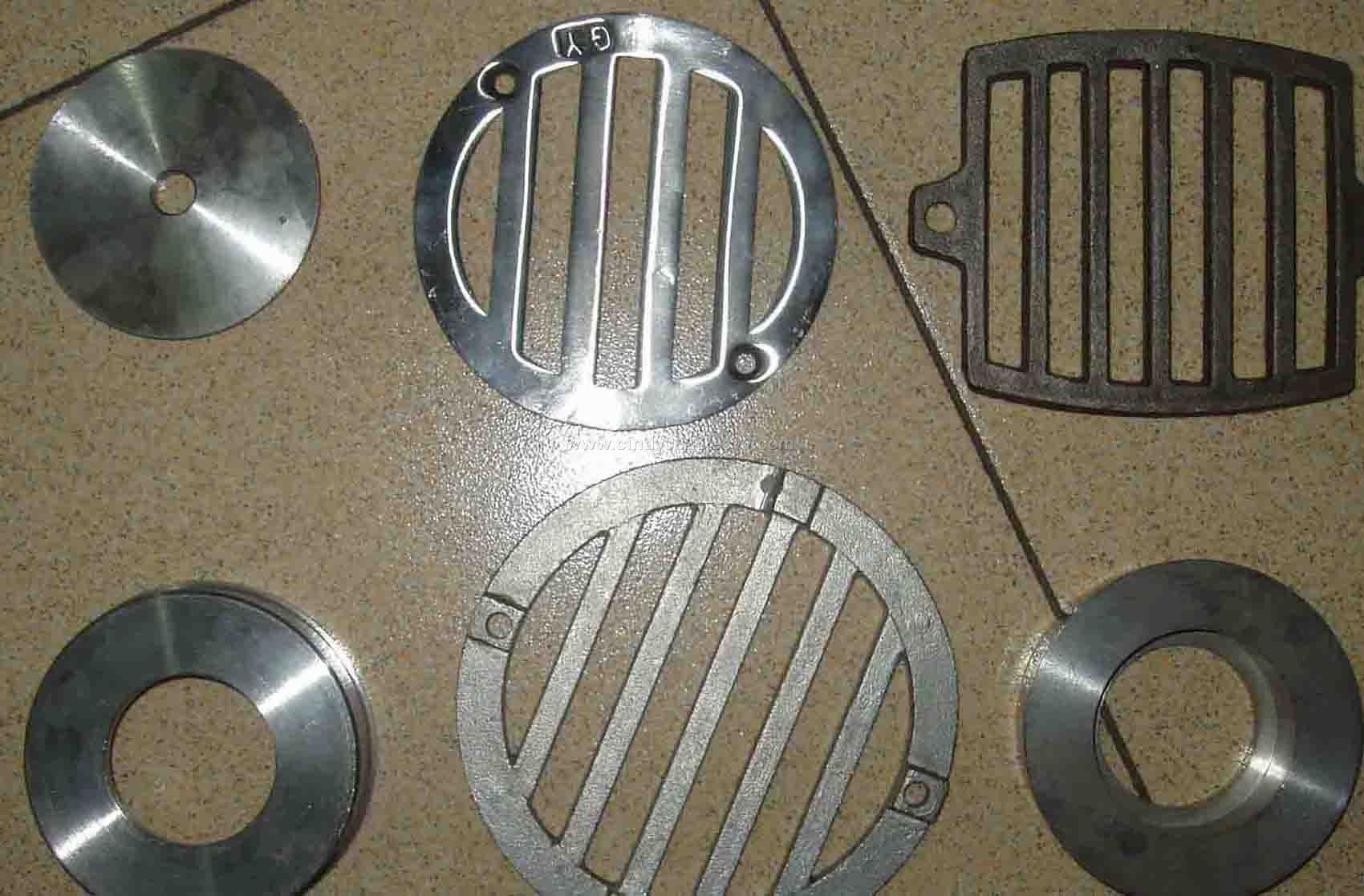 Cast Steel Products : Steel cast products purchasing souring agent ecvv
