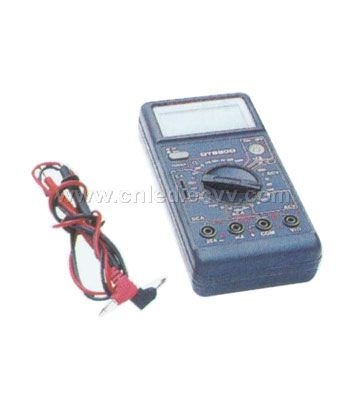 multimeter (dt890d) - china