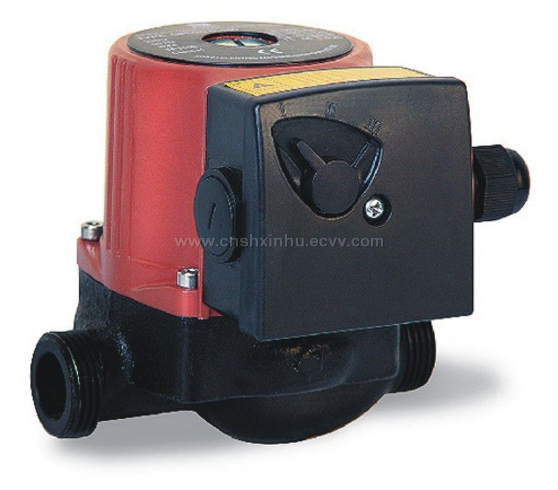 Pump, Circulator, 1/25hp - Hot Water Circulating Pumps - Hot Water