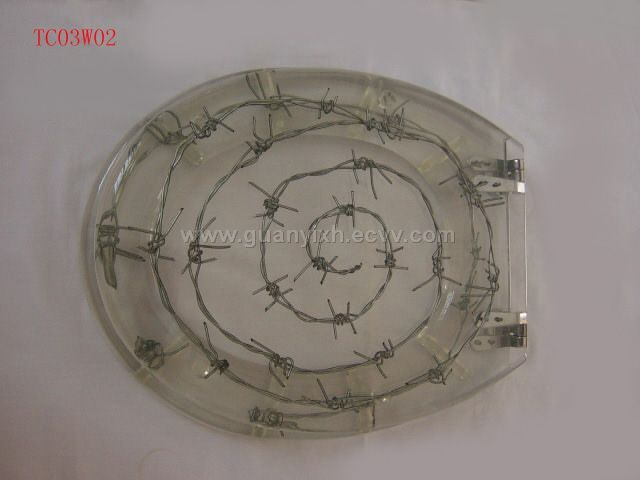 Toilet Seat And Cover TC03W02 TC03W02 China