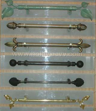 Curtain Rods and Drapery Hardware for Curtain, Drapes, Valance on