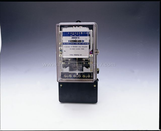 Three Phase Electricity Meter Mechanical : Hlt three phase electro mechanical meter purchasing
