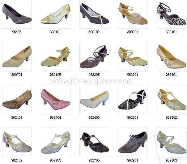 Home > Products Catalog > Women Ballroom Dance Shoes