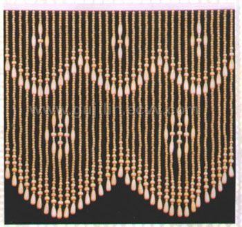 Bamboo Bead Door Curtains - Best Curtains 2017