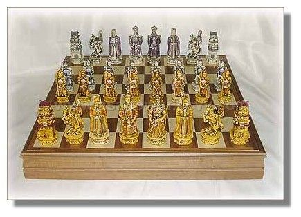 Deluxe chess board set antique chinese design purchasing souring agent purchasing - Deluxe chess sets ...