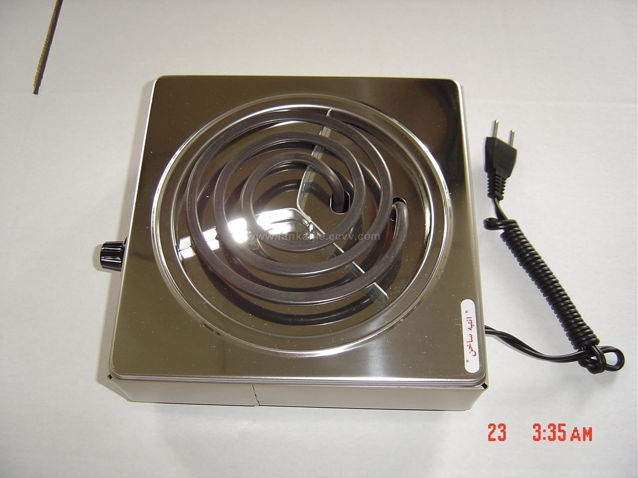 Electric Cooking Plate ~ Electric cooking plate stove hot
