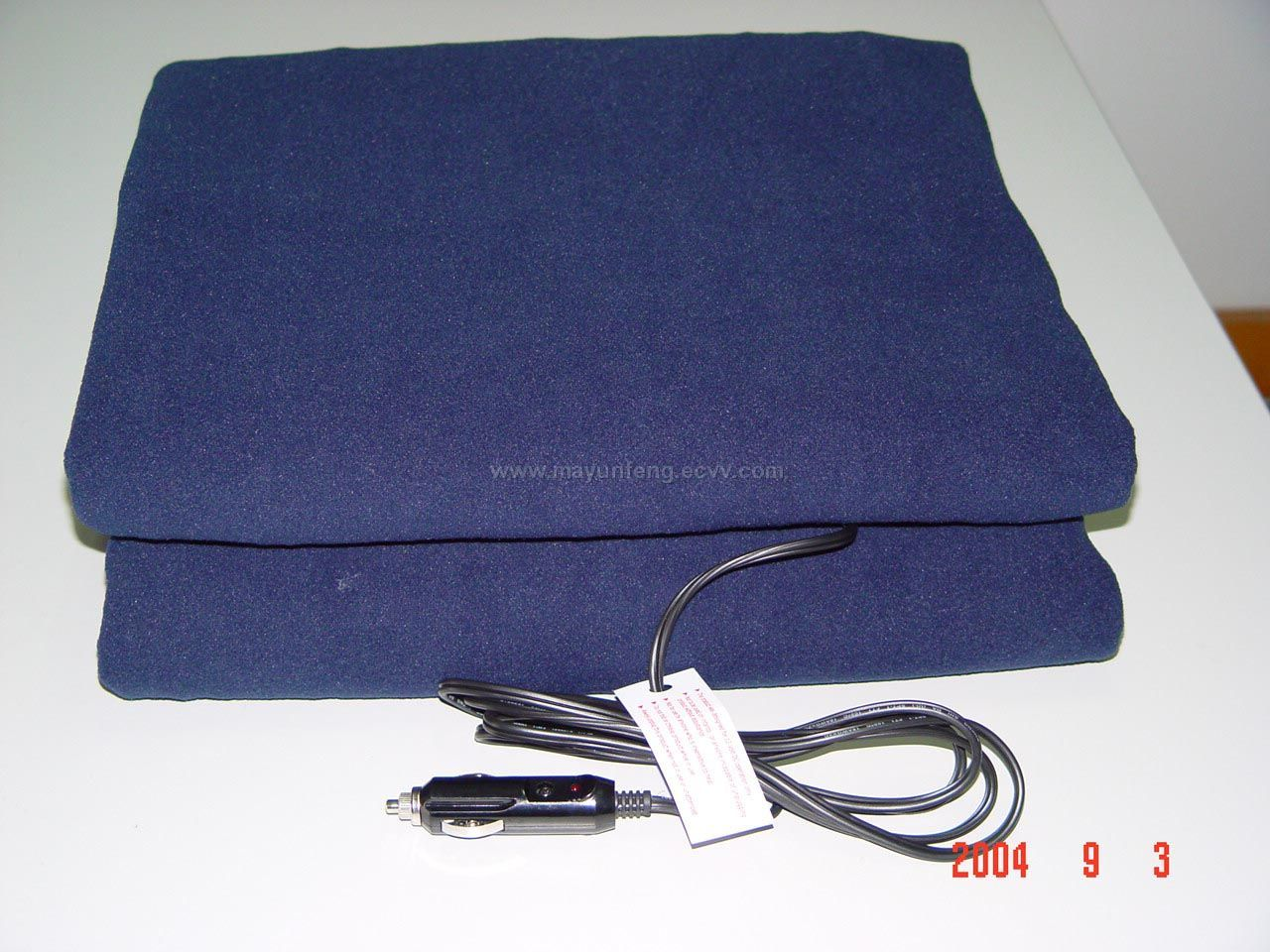 Auto Electric Blanket From China Manufacturer Manufactory