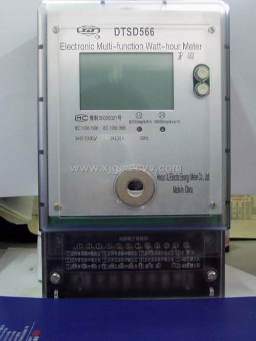 Programmable Hour Meter : Dssd dtsd three phase electronic multi function