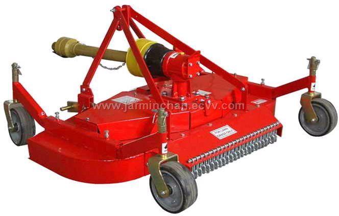 tractor mower tableau