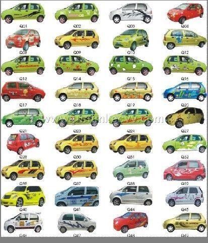 Car Sticker (Q01-49)