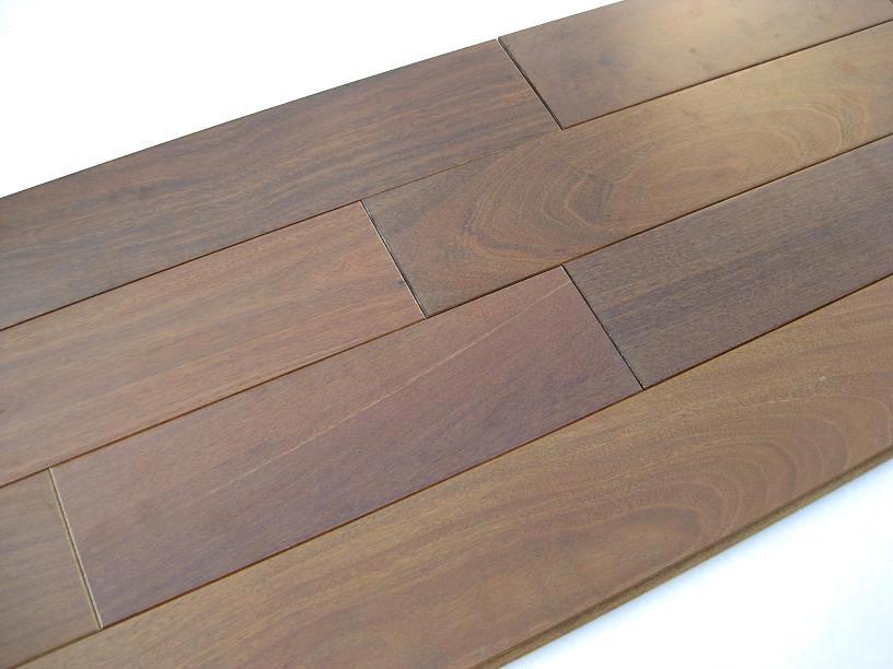 Solid ipe brazilian walnut hardwood flooring purchasing for Unfinished brazilian walnut flooring