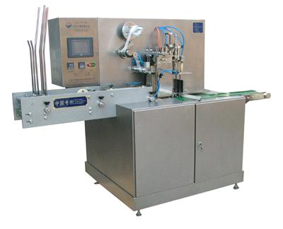 Home > Products Catalog > KB-170 Full-automatic Film Binding Machine