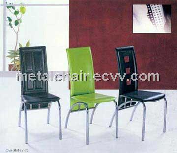 Chrome Dining Chair - Home Accessories-Featuring Modern Home