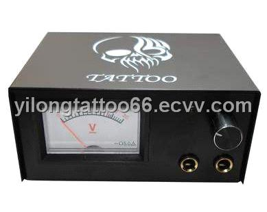 Tattoo Machine Voltmeter (1600104)